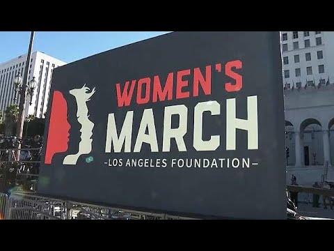 Μεγαλειώδης «Πορεία Γυναικών»
