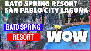 San Pablo City Philippines  city pictures gallery : Bato Spring, San Pablo City Laguna