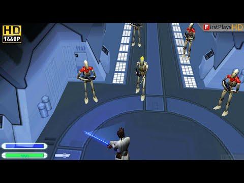 Star Wars: Episode I – The Phantom Menace (1999) - PC Gameplay 2k 1440p / Win 10