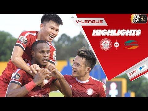 Ho Chi Minh - The Cong 2:0. Видеообзор матча 20.04.2019. Видео голов и опасных моментов игры