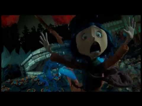 Coraline (2009) - Look For It On Trailer