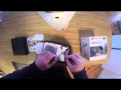 Samsung SmartCam HD Outdoor SNH-E6440BN Unboxed