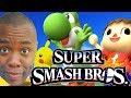 SUPER SMASH BROS DIRECT RECAP : Black Nerd