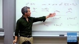 Chem 201. Organic Reaction Mechanisms I. Lec. 11. Eliminations