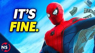 Spider-Man: Homecoming is Marvel Studios' attempt at making a Spidey movie that fans have been hoping for... and it's fine. Join us live for our SPOILER review of the latest MCU film with thoughts on Tom Holland's Spider-Man, Michael Keaton's Vulture, and, of course, Iron Man! LEGO Spider-Man: Homecoming Giveaway! ▶ https://gleam.io/pFmwP/lego-spiderman-homecoming-giveawaySupport our videos on Patreon! ▶▶ http://www.patreon.com/NerdSyncSUBSCRIBE for weekly comic book videos! ▶▶ http://nerdsyn.cc/_SUBSCRIBE_————ABOUT NERDSYNC————Comic books are an incredible medium filled with the amazing adventures of fantastic superheroes, but they are also much more than just stories on a page. We here at NerdSync see comics as a tool that can help teach us about the world we live in! Join us each week as we explore fascinating topics that range from science, history, philosophy, culture, and art, making complex ideas a little more accessible through the heroes and villains from Marvel, DC Comics, and more!Hosted by Scott Niswander (@ScottNiswander)LISTEN to the NerdSync Podcast!▶▶ http://nerdsyn.cc/podcastNSNERDSYNC SIDEKICK: Our second channel!▶▶ https://www.youtube.com/channel/UClYvcNvXVtOjAw4Ykq3lpKATWITTER: http://nerdsyn.cc/followNSFACEBOOK: http://nerdsyn.cc/likeNSSUBREDDIT: https://www.reddit.com/r/NerdSync/