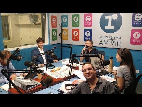 CIUDAD GOTIK - LA RED AM910 - Entrevista al Dr FELICE