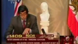 Doorood Bahram Moshiri,خامنه ای و سرلشگری