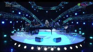 Video Avril Lavigne - Alice & I'm With You @ Live in Japan  26/12/2011 MP3, 3GP, MP4, WEBM, AVI, FLV Juli 2018