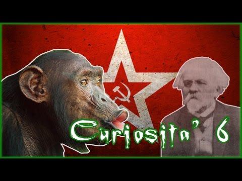 il mostruoso esperimento dell'uomo scimmia