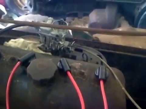 comment demarrer une voiture en panne d'essence