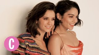 "Video Vanessa Hudgens and Nina Dobrev Play ""On Screen or In Real Life"" 