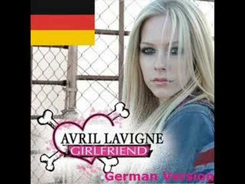 Girlfriend GERMAN VERSION - Avril Lavigne