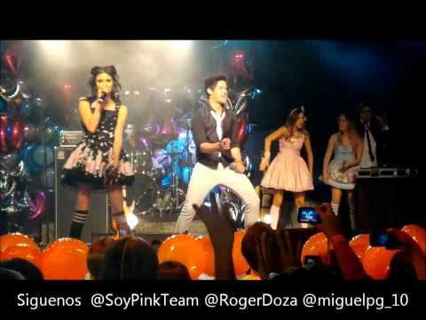 15 Solamente - Concierto Tú Pop Fest 2012, Eme 15 Grupo musical de mis XV BFF. Siguenos en Twitter @soypinkteam @susywong_15 @PaulinaGotoDF @miguelpg_10 @RogerDoza.