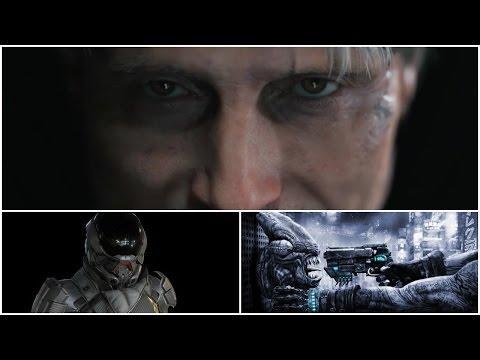 Новые подробности Death Stranding, куча геймплея Mass Effect Andromeda | Игровые новости