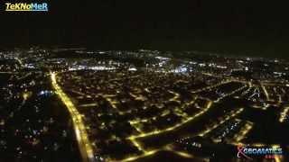 Multikopter ile Ankara Çayyolu Gece Çekim