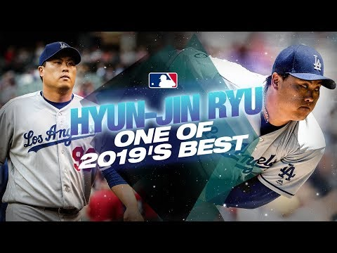 Video: Dodgers Hyun-Jin Ryu CONTINUES to dominate in 2019 | MLB Highlights
