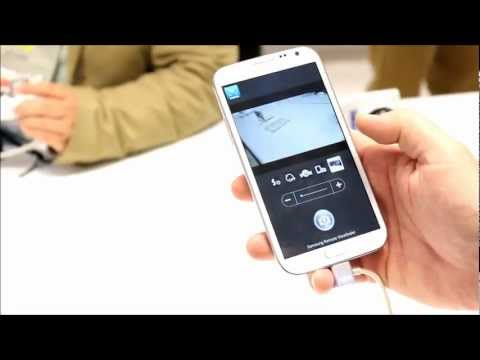 CES 2013:  Smart Camera 2.0 – The New Way of Remote Shooting and Sharing