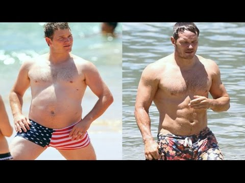10 Biggest Celebrity ★ Fitness Body Transformation (видео)