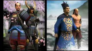 Age of Empires 3: The Asian Dynasties - theme music