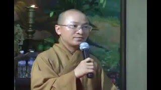 Đạo Phật Và Tuổi Trẻ - Phần 2/2 - Thích Nhật Từ - TuSachPhatHoc.com