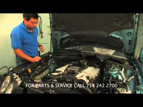 Mercedes V12 600 Repair Coil Pack Part One FULL VERSION