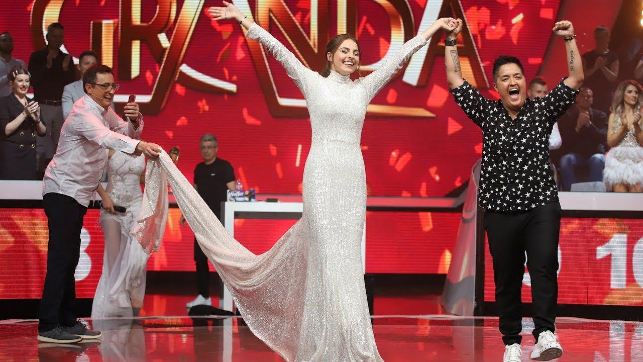 Finale, Džejla Ramović, Tamara Milutinović, Sandra Rešić, Uroš Živković – (Grand News)
