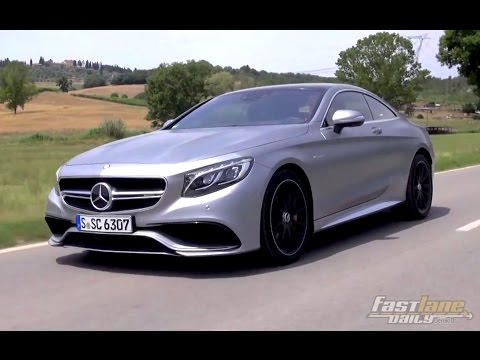 Mercedes - The Mercedes-Benz S-Class Coupe is one of the sexiest coupes by the brand. Sarah Sauer takes the new 2015 Mercedes-Benz S63 AMG Coupe for a spin in Italy to give us her take on the new beast...