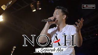 Video NOAH TERBARU | Separuh Aku | Apache Feel The BLACKGOLD Concert | CIREBON 14 Oktober 2017 MP3, 3GP, MP4, WEBM, AVI, FLV Mei 2019