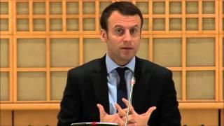 Loi Macron : mes questions au Ministre. Ses réponses
