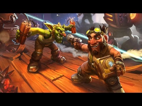 Hearthstone – Goblins vs Gnomes Expansion – HD Trailer