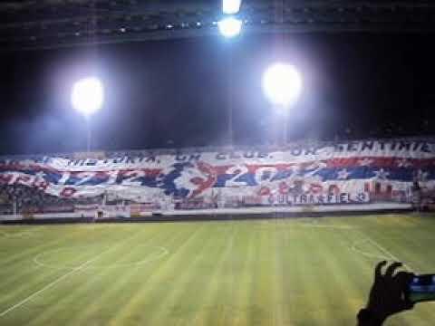 ultra fiel trapo gigante de los mas grandes del mundo - La Ultra Fiel - Club Deportivo Olimpia