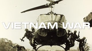 The Vietnam War throughout its progression from a minor insurgency led conflict to an all out international war, fought between ...