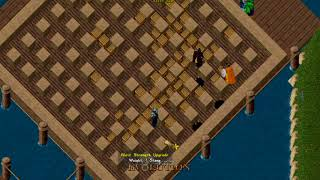 Ultima Online - Bomberman on the UOEvolution Shard