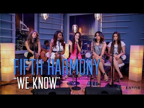 fifth - Subscribe! http://bit.ly/subidolator Fifth Harmony stopped by the Idolator studio to perform an acoustic version of