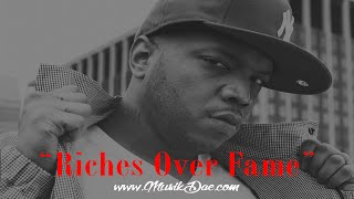 "Styles P x Dave East x Pusha T Type Beat 2016 ""Riches Over Fame"" (Prod. By MusikDae)"