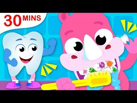 Brush Your Teeth | Healthy Habits | Kids Songs & Nursery Rhymes by Little Angel