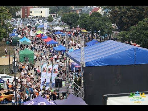 Festyn organizacji pozarządowych, leszczyńskich instytucji i firm - teledysk (15.09.2018)