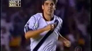 Torneio Rio-São Paulo 1999 - 1º Jogo da final - Vasco 3x1 Santos - Gols do Vasco marcados por Mauro Galvão, Juninho...
