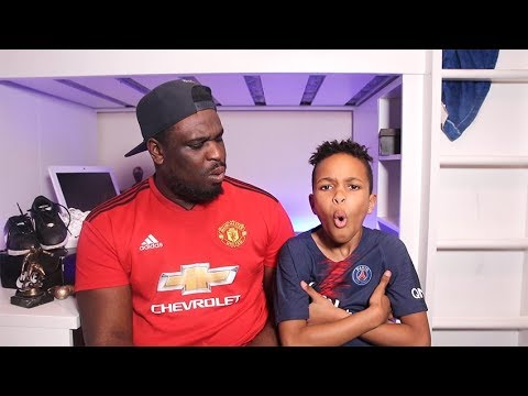 PSG VS MANCHESTER UNITED | Tekkerz Kid is a Traitor!
