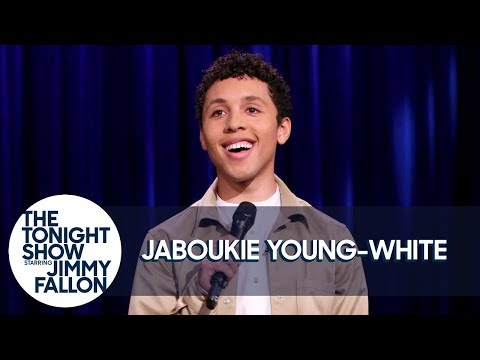 Jaboukie Young-White Stand-Up