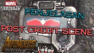 Video (SPOILER!!) Penjelasan Post Credit Scene Avengers Infinity War | Marvel Indonesia MP3, 3GP, MP4, WEBM, AVI, FLV Juli 2018
