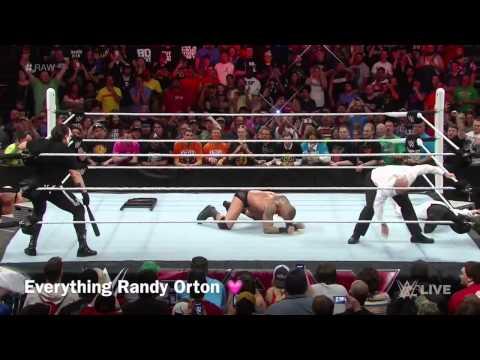 Video Randy Orton - WWE Tribute 2015 HD ( The rivalry between Randy Orton & Seth Rollins ) download in MP3, 3GP, MP4, WEBM, AVI, FLV January 2017