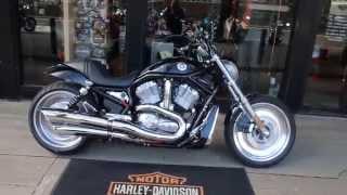 6. 2004 HARLEY-DAVIDSON V-ROD VRSCB CUSTOM BACK END @ West Coast Harley-Davidson, Glasgow, Scotland