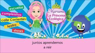 Juntos podemos más (karaoke version) Mariana Mastropietro La Princesa Ecológica