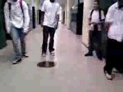 Senn high school footworking 1