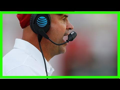 Jeremy pruitt to finalize 6-year contract to become tennessee head coach