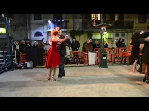 Tango y Milonga Noel in piazza