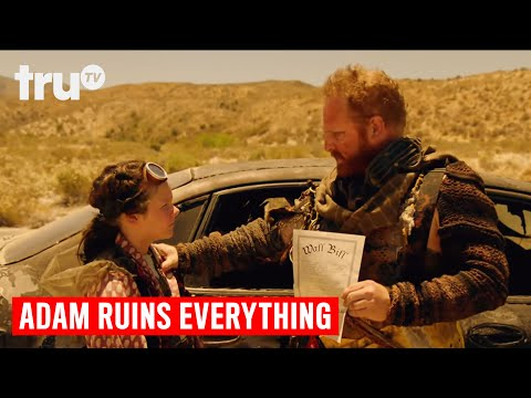 Adam Ruins Everything Building a Border Wall Makes No