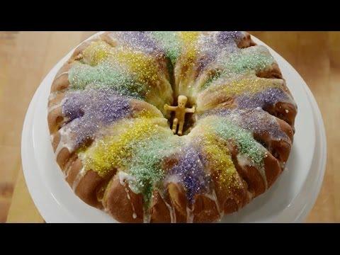 Mardi Gras Recipes – How to Make King Cake