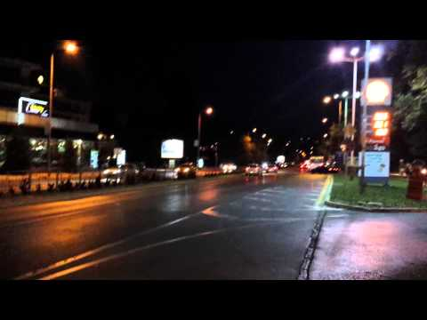 Samsung Galaxy S4 Nighttime Sample Video